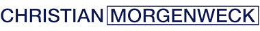 Christian Morgenweck Logo